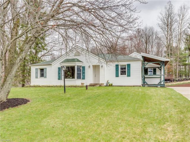 4879 Mayfair Rd, North Canton, OH 44720 (MLS #3990462) :: Keller Williams Chervenic Realty
