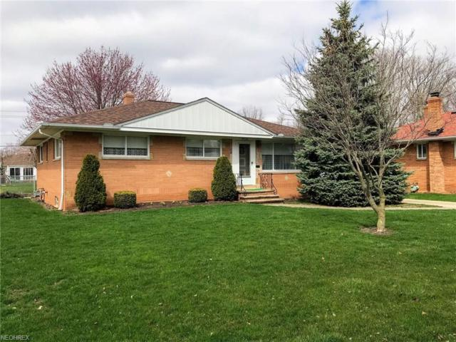 7164 Beresford Ave, Parma, OH 44130 (MLS #3990554) :: Keller Williams Chervenic Realty