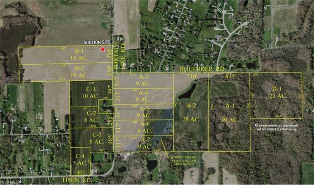 Portage Line Rd, Mogadore, OH 44312 (MLS #3990569) :: Keller Williams Chervenic Realty