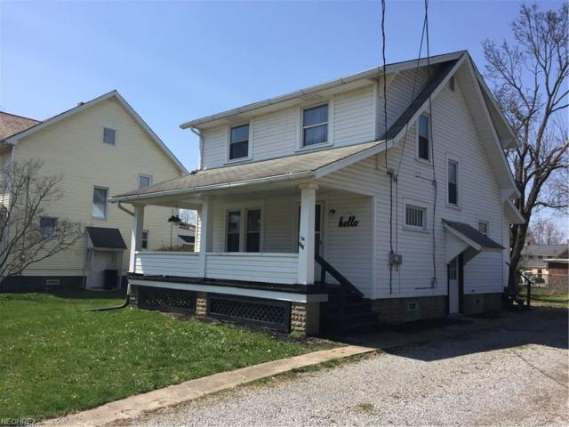 256 Lisbon St, Columbiana, OH 44408 (MLS #3990647) :: RE/MAX Valley Real Estate