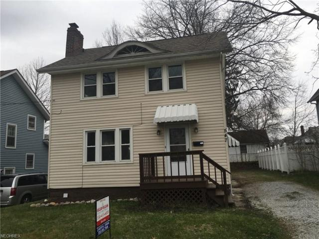547 E Archwood Ave, Akron, OH 44301 (MLS #3990662) :: RE/MAX Edge Realty