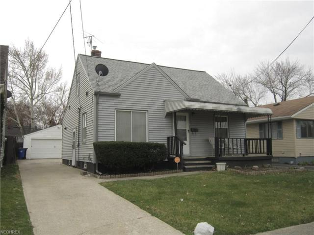 12217 Emery Ave, Cleveland, OH 44135 (MLS #3990740) :: PERNUS & DRENIK Team