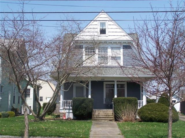 1121 W Market St, Orrville, OH 44667 (MLS #3990760) :: RE/MAX Edge Realty