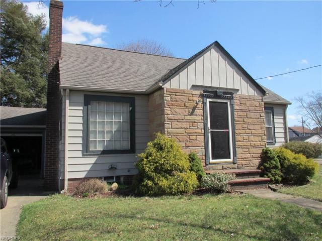 1540 Spring Ave NE, Canton, OH 44714 (MLS #3990771) :: RE/MAX Edge Realty