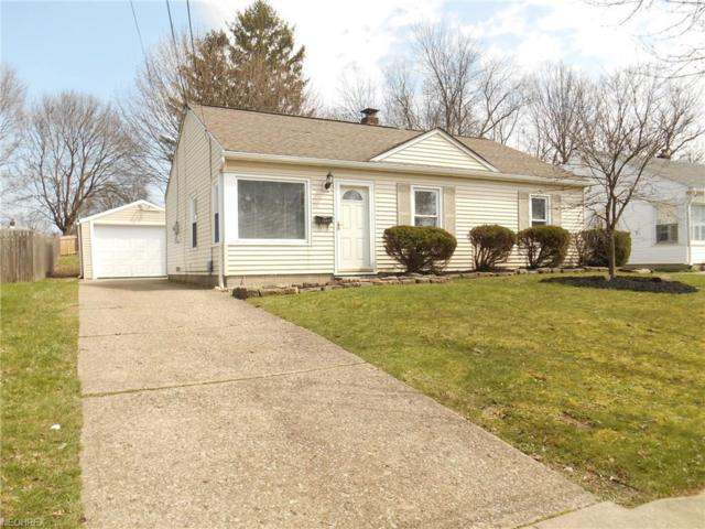 131 Fulmer Ave, Akron, OH 44312 (MLS #3990797) :: RE/MAX Edge Realty