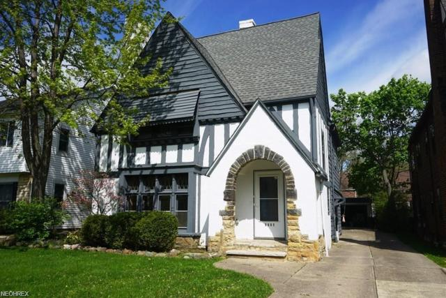 3557 Lynnfield, Shaker Heights, OH 44122 (MLS #3990859) :: The Crockett Team, Howard Hanna