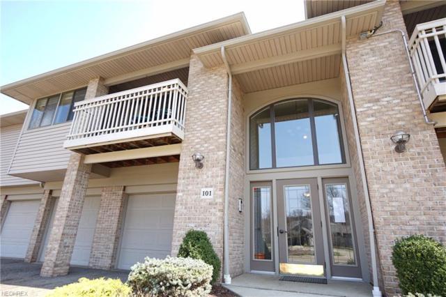 3800 Rosemont Blvd 101F, Fairlawn, OH 44333 (MLS #3990862) :: Keller Williams Chervenic Realty
