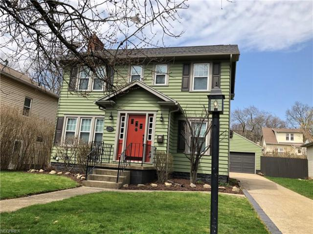 299 E Ford Ave, Barberton, OH 44203 (MLS #3990971) :: RE/MAX Edge Realty