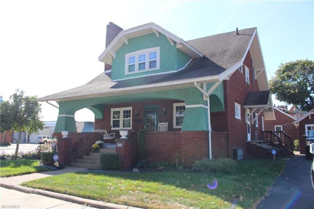 202 Fair Ave NW, New Philadelphia, OH 44663 (MLS #3991092) :: RE/MAX Edge Realty