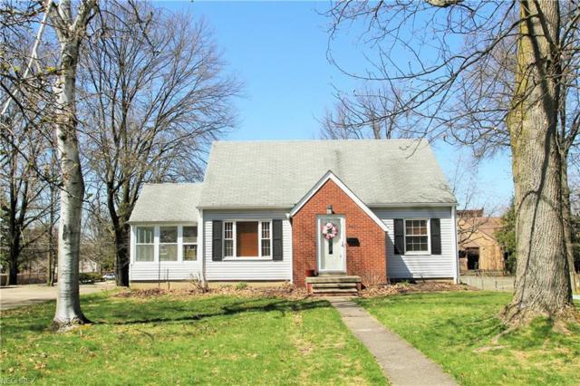 532 Highland Ave, Wadsworth, OH 44281 (MLS #3991174) :: Keller Williams Chervenic Realty