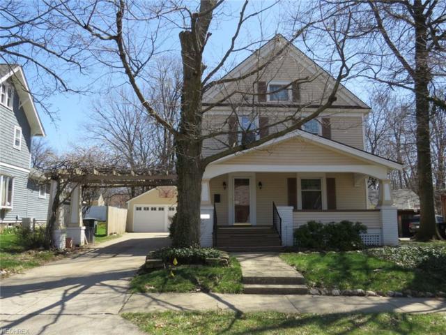 237 Highland Ave, Wadsworth, OH 44281 (MLS #3991481) :: Keller Williams Chervenic Realty