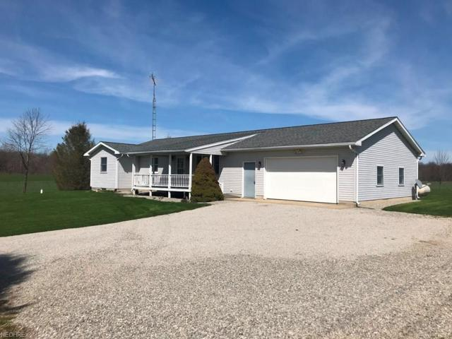 15850 Dean Rd, Fredericktown, OH 43019 (MLS #3991853) :: The Crockett Team, Howard Hanna
