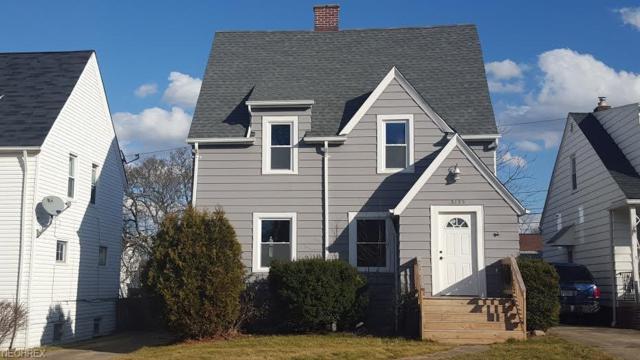 5135 E 113th St, Garfield Heights, OH 44125 (MLS #3991872) :: The Crockett Team, Howard Hanna