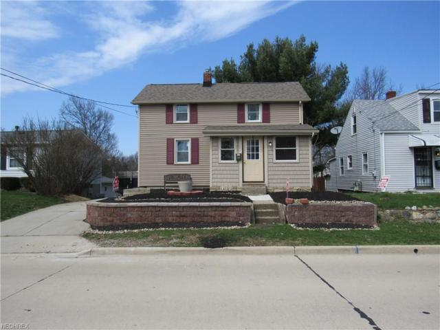 3981 Warner St, Mogadore, OH 44260 (MLS #3991886) :: RE/MAX Trends Realty