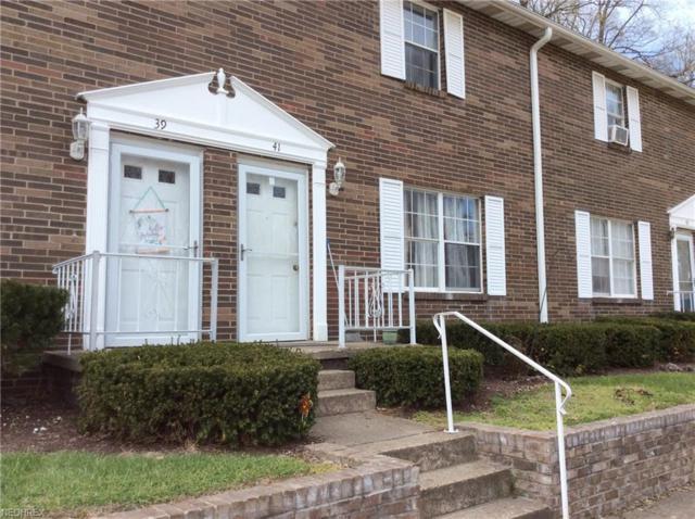 41 Campbell Drive, Parkersburg, WV 26104 (MLS #3992175) :: Keller Williams Chervenic Realty