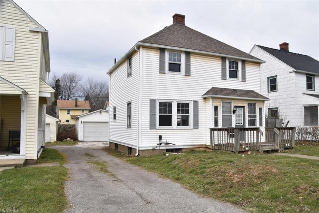 1417 Roslyn Ave SW, Canton, OH 44710 (MLS #3992435) :: Tammy Grogan and Associates at Cutler Real Estate