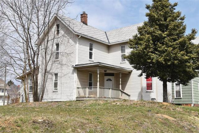 707 Park Ave SW, Canton, OH 44706 (MLS #3992442) :: Tammy Grogan and Associates at Cutler Real Estate