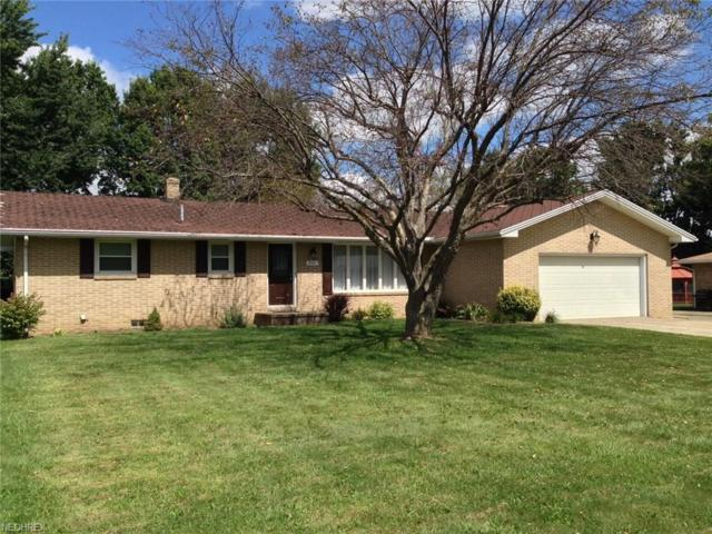 2521 Teakwood St NE, Canton, OH 44721 (MLS #3992594) :: Tammy Grogan and Associates at Cutler Real Estate