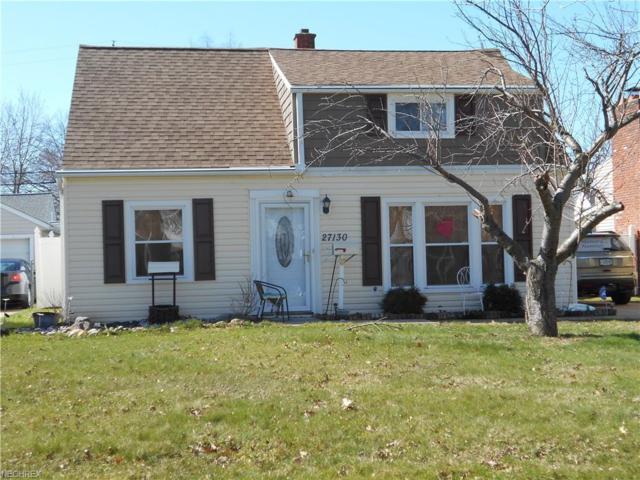 27130 Drakefield Ave, Euclid, OH 44132 (MLS #3992628) :: The Crockett Team, Howard Hanna