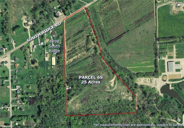Parcel 6S S Ridge Rd, Perry, OH 44081 (MLS #3992666) :: Tammy Grogan and Associates at Cutler Real Estate