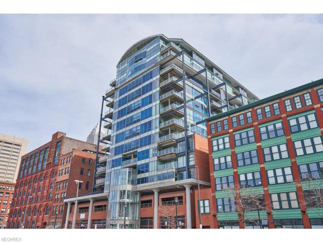 701 W Lakeside Ave #809, Cleveland, OH 44113 (MLS #3992674) :: RE/MAX Trends Realty