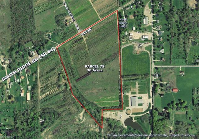 Parcel 7S S Ridge Rd, Perry, OH 44081 (MLS #3992685) :: Tammy Grogan and Associates at Cutler Real Estate