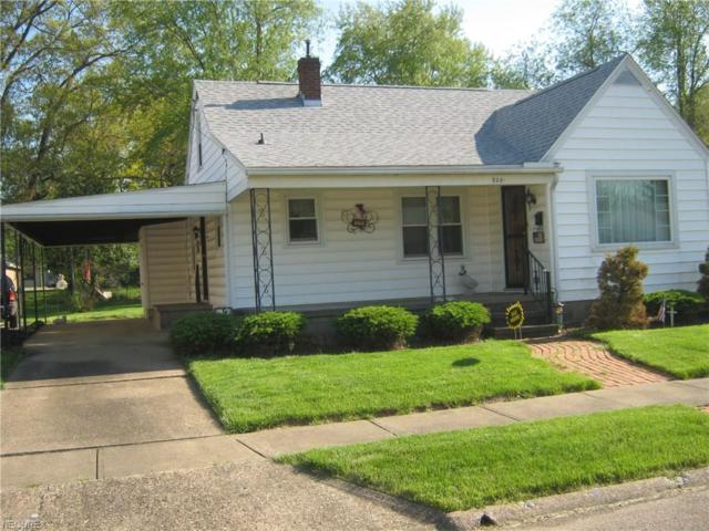 928 Echo Ave, Zanesville, OH 43701 (MLS #3993039) :: The Crockett Team, Howard Hanna