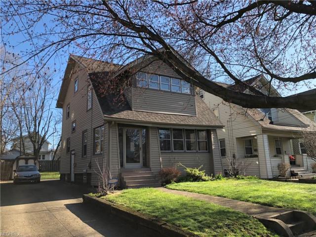 139 E Mapledale Ave, Akron, OH 44301 (MLS #3993065) :: The Crockett Team, Howard Hanna