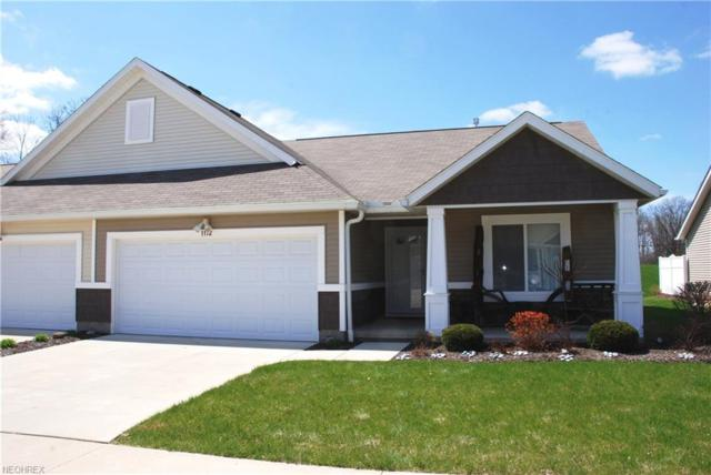 1172 Briarcliff Dr, Lakemore, OH 44312 (MLS #3993912) :: RE/MAX Trends Realty