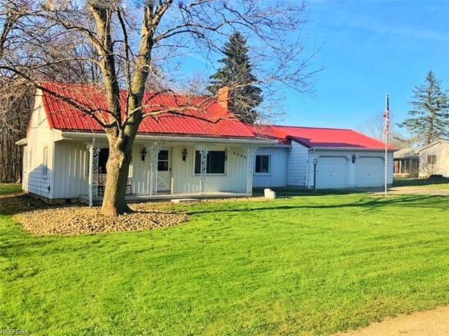 10579 Country Club Ln, North Benton, OH 44449 (MLS #3994097) :: PERNUS & DRENIK Team
