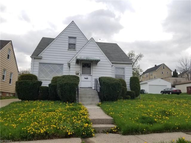 4935 E 86th St, Garfield Heights, OH 44125 (MLS #3994317) :: The Crockett Team, Howard Hanna