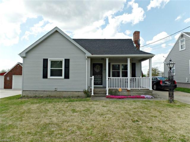 830 N Ward Ave, Girard, OH 44420 (MLS #3994997) :: PERNUS & DRENIK Team