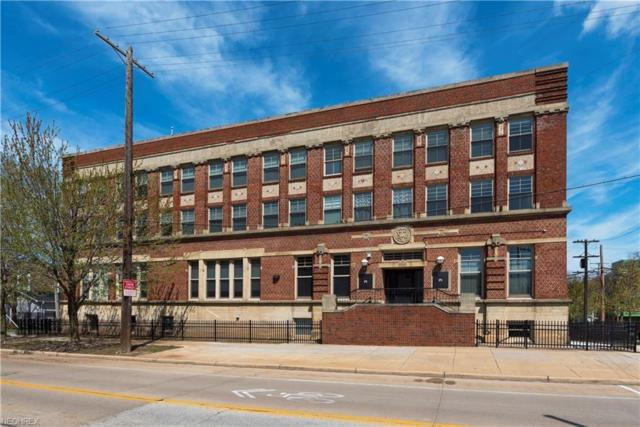 3200 Franklin Blvd #105, Cleveland, OH 44113 (MLS #3995087) :: RE/MAX Trends Realty
