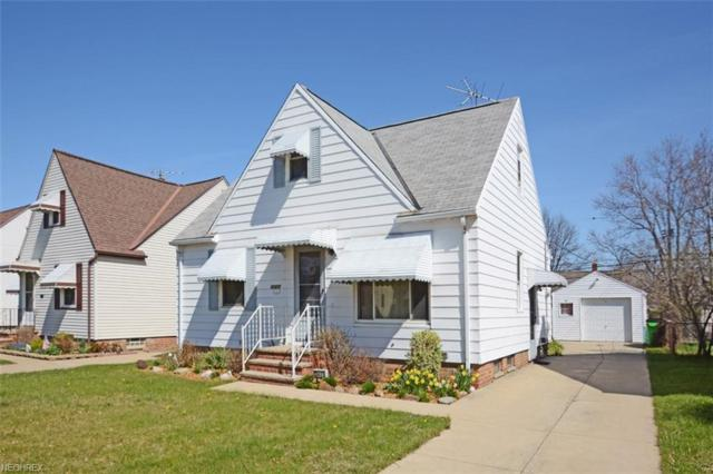 13405 Eastwood Blvd, Garfield Heights, OH 44125 (MLS #3995628) :: The Crockett Team, Howard Hanna