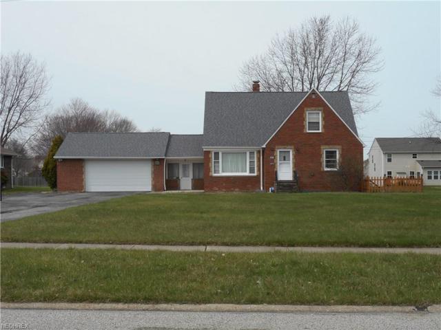 510 Snavely Rd, Richmond Heights, OH 44143 (MLS #3996061) :: The Crockett Team, Howard Hanna
