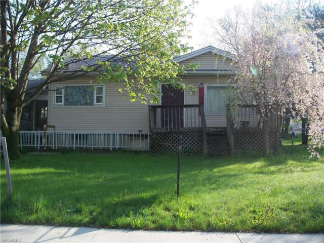 132 Locust St S, Canal Fulton, OH 44614 (MLS #3996110) :: RE/MAX Trends Realty