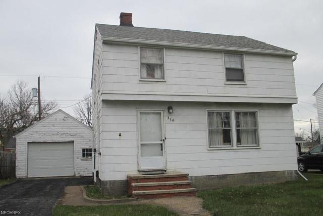374 Longfellow St, Elyria, OH 44035 (MLS #3996378) :: The Crockett Team, Howard Hanna