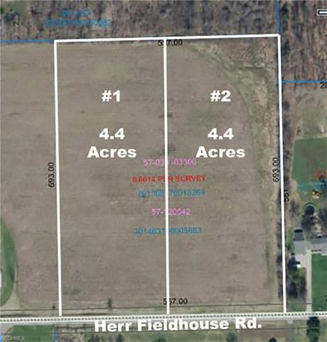 Herr Fieldhouse, Southington, OH 44470 (MLS #3996389) :: PERNUS & DRENIK Team