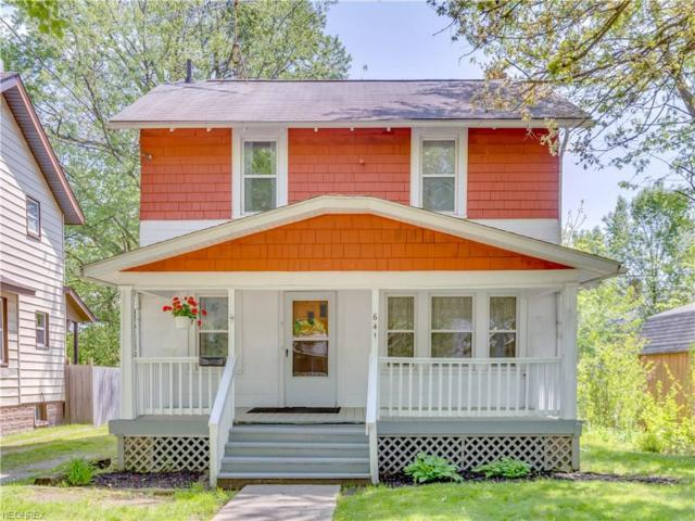 641 Plum Ave, Akron, OH 44305 (MLS #3997778) :: RE/MAX Trends Realty