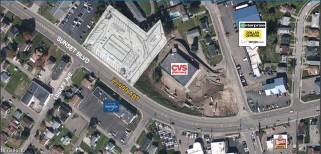 2229 Sunset Blvd, Steubenville, OH 43952 (MLS #3998129) :: Keller Williams Chervenic Realty