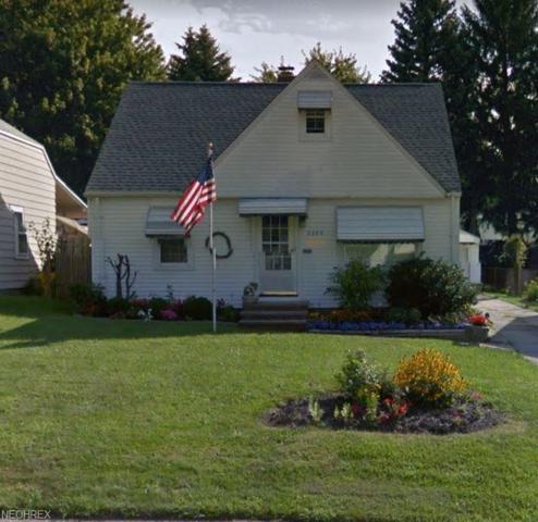 2263 Buena Vista Dr, Wickliffe, OH 44092 (MLS #3998609) :: PERNUS & DRENIK Team