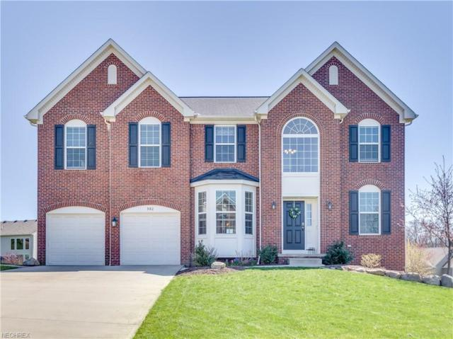 982 Dalby Cir, Uniontown, OH 44685 (MLS #3998862) :: RE/MAX Trends Realty