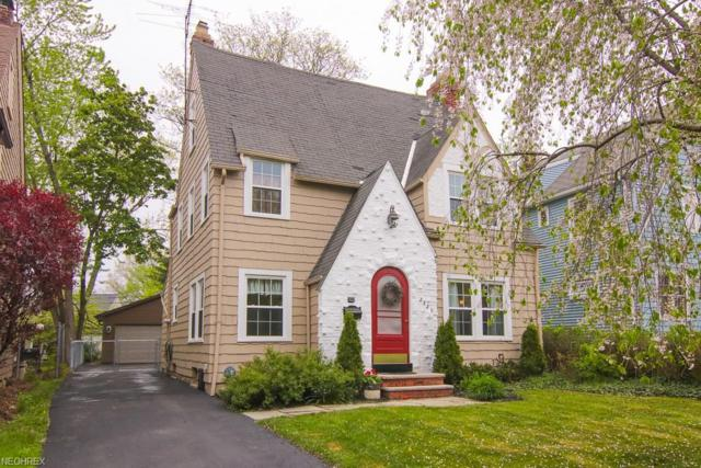 2389 Queenston Rd, Cleveland Heights, OH 44118 (MLS #3998937) :: The Trivisonno Real Estate Team
