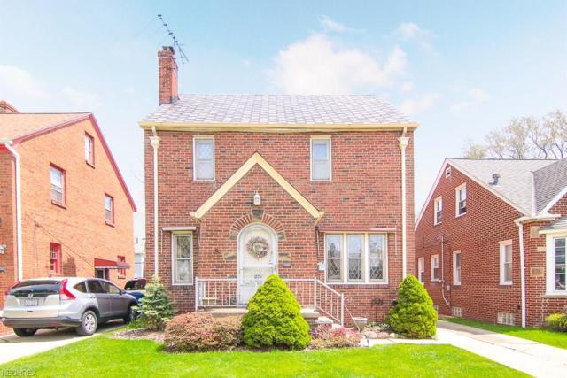 2095 Olive Ave, Lakewood, OH 44107 (MLS #3999087) :: The Trivisonno Real Estate Team