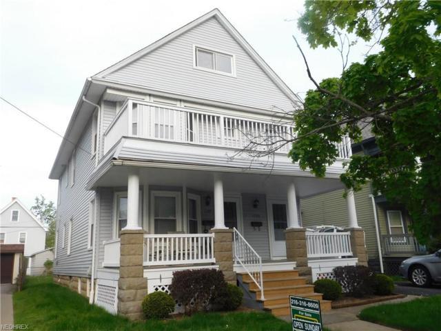 1537-39 Rosewood, Lakewood, OH 44107 (MLS #3999116) :: The Trivisonno Real Estate Team