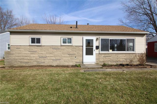 4417 Norfolk Ave, Lorain, OH 44055 (MLS #3999309) :: PERNUS & DRENIK Team