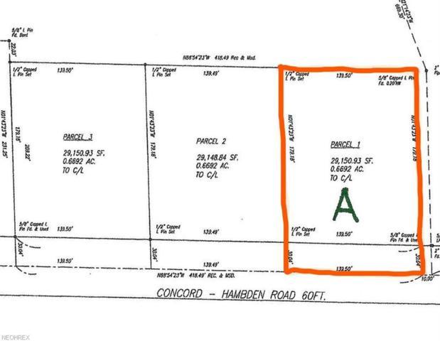 V/L Concord Hambden Rd, Concord, OH 44077 (MLS #3999485) :: The Trivisonno Real Estate Team