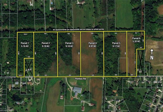 400-500 Pontius Rd, Mogadore, OH 44260 (MLS #3999501) :: RE/MAX Trends Realty