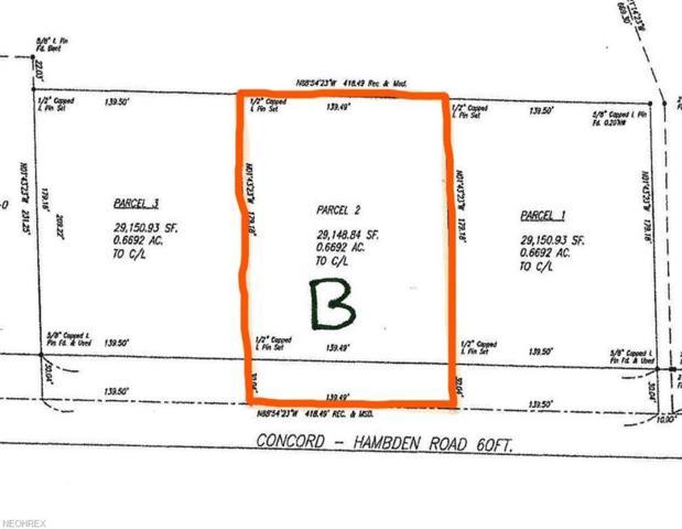 V/L Concord Hambden Rd, Concord, OH 44077 (MLS #3999528) :: The Trivisonno Real Estate Team
