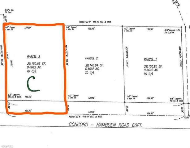 V/L Concord Hambden Rd, Concord, OH 44077 (MLS #3999531) :: The Trivisonno Real Estate Team